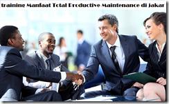 pelatihan TOTAL PRODUCTIVE MAINTENANCE di jakarta
