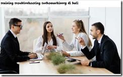 pelatihan turbomachinery di bali